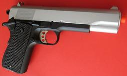 Super Full Metal M1911 Airsoft Spring Pistol W/Open Ejection