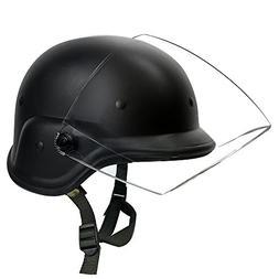 CS Force Tactical Airsoft M88 PASGT Kelver Swat Helmet Motor