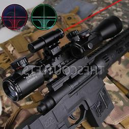 SOLOMONE CAVALLI Tactical 3-9x 40mm AO Illuminated Reticle R