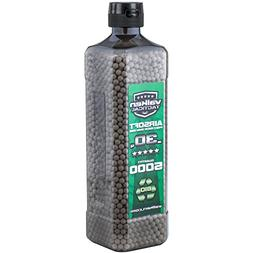 Valken 5000CT Tactical BIO Bottle, 0.30-Gram, White