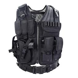 Yakeda Tactical CS Field Vest Outdoor Ultra-Light Breathable