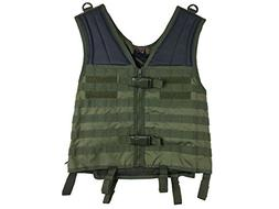 Maddog Sports Tactical Molle Vest - Olive
