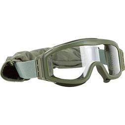 Valken Airsoft Tango Goggles, Olive Frame