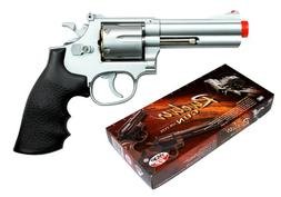 TSD Sports UA933S 4 Inch Spring Powered Airsoft Revolver