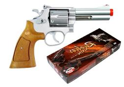 TSD Sports UA933SW 4 Inch Spring Powered Airsoft Revolver