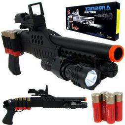 UKARMS 1:1 Pump Action Pistol Grip Spring Powered Airsoft Sh