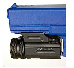 Ultra Compact Green Pistol Laser With Quick Release Weaver M