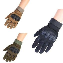 US Touchscreen Full Finger Gloves Military Tactical Outdoor