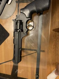 Crosman vigilante C02 BB and pelet revolver