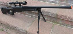 Well MB01C Super Airsoft Bolt Action Sniper Rifle L96 W/Scop
