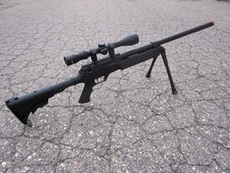 Well MB06 SR-2 Tactical Airsoft Sniper Rifle w/ 3-9x32 Scope