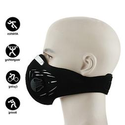 GZND Workout Training Fitness Mask MMA High Altitude Simulat